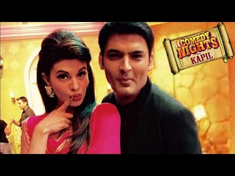 Best memories of Kapil Sharma with jacqueline fernandez 2016