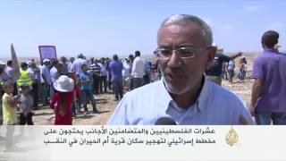 مخطط إسرائيلي لتهجير سكان قرية أم الحيران بالنقب