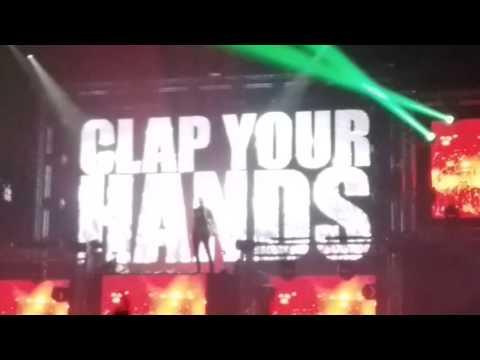 DAVID GUETTA 2015 - CLAP YOUR HANDS