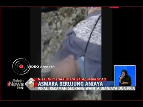 KEJAM!! Viral Video Wanita Diikat, Dianiaya Dan Dipertontonkan Warga - BIS 21/08