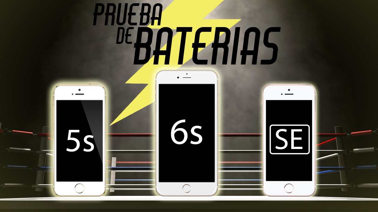 Iphone 5s Vs Se Bateria