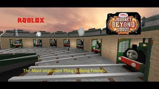 The Most Important Thing Is Being Friends ROBLOX Remake