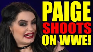 Paige Unhappy With WWE! The Fiend INVADES Miz's Home! Jericho Blasts AEW!