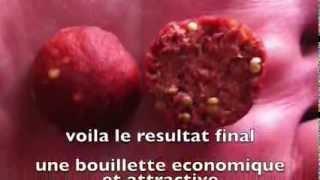 recette bouillette frolic économique et attractive