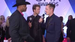 Florida Georgia Line Talks State of Country Music // CMA Red Carpet // Country Outfitter
