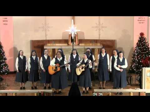 Fa la la performed by the Daughters of St Paul Choir