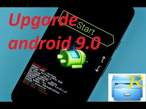 How To Upgrade Any Android Version To 9.0 For Free || Latest Updates 2018||By Allabout PC
