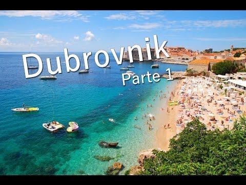 Dubrovnik, a pérola do Adriático - Parte 1