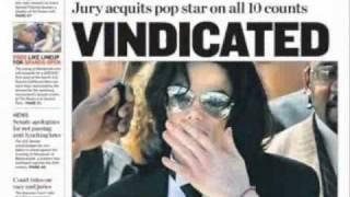 Michael Jackson Not Guilty Acquittal Vindication Exoneration Special 2005 Part 5/5