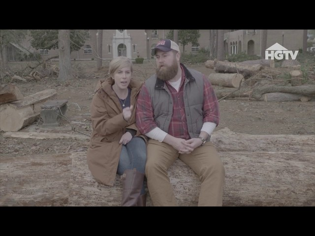 Erin And Ben Napier Talk Hgtv S Home Town Season 4 Behind The Scenes In Laurel Mississippi