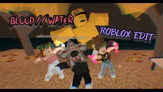 BLOOD // WATER || ROBLOX MOCAP DANCING EDIT || iiDiamondRBX