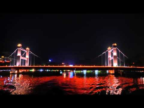 China- Guilin Two Rivers Four Lakes Cruise  (HD)