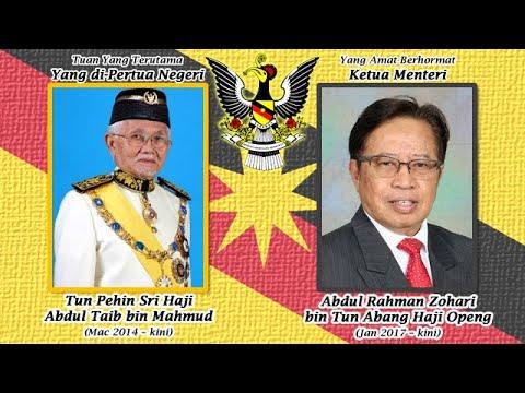Ibu Pertiwiku (and Leaders of Sarawak 1963�)