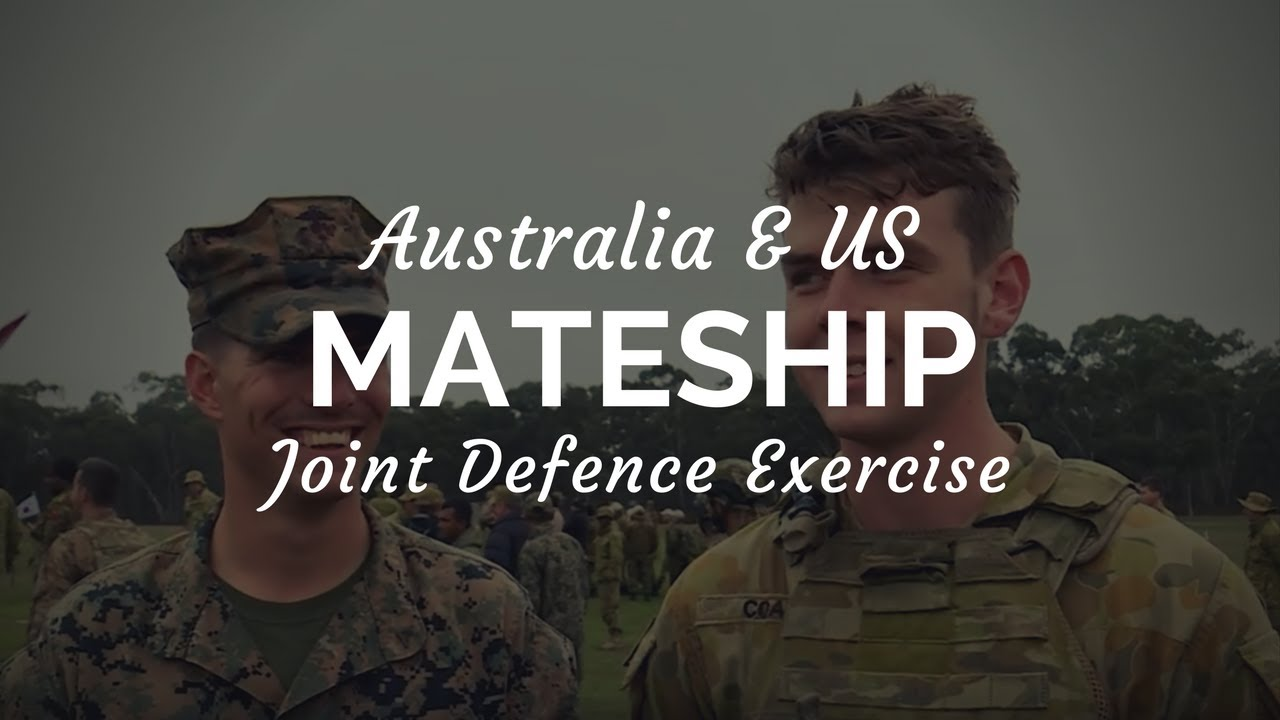 Australia-US defence relationship | Australia in the USA