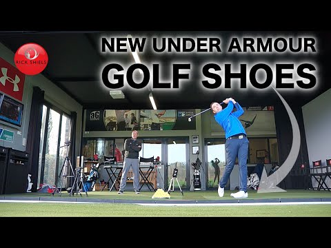 MY DREAM GOLF STUDIO + NEW Under Armour Golf Shoes