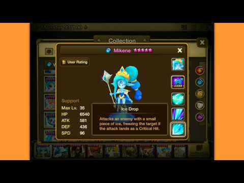 War Bear Summoners War Summoners War Undine Review