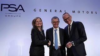 Automobile : PSA achète Opel et devient numéro deux européen - corporate