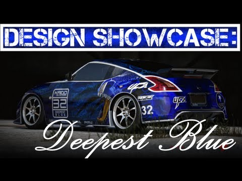 Design showcase - Deepest Blue (Feat. UFA)