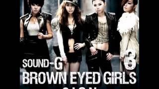 [BEG] Brown Eyed Girls - Sound G (Repackage Album) 2009 (Korea)