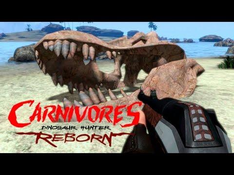 САФАРИ НА ДИНОЗАВРОВ Carnivores Dinosaur Hunter Reborn