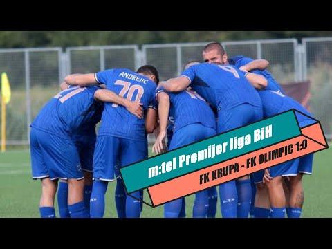 Krupa Olimpik Sarajevo Goals And Highlights