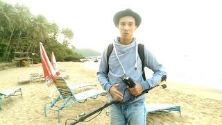 Гоа  путешествие с металлоискателем  2