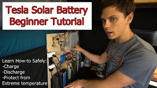 DIY Tesla Solar Battery: Beginner Tutorial