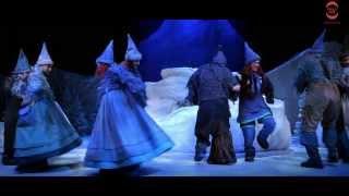 Jul i Blåfjell på Oslo Nye Teater