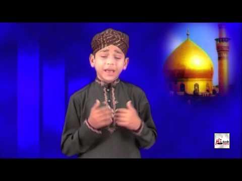 ALI DA MALANG - MUHAMMAD FARHAN ALI QADRI - OFFICIAL HD VIDEO - HI-TECH ISLAMIC - BEAUTIFUL NAAT