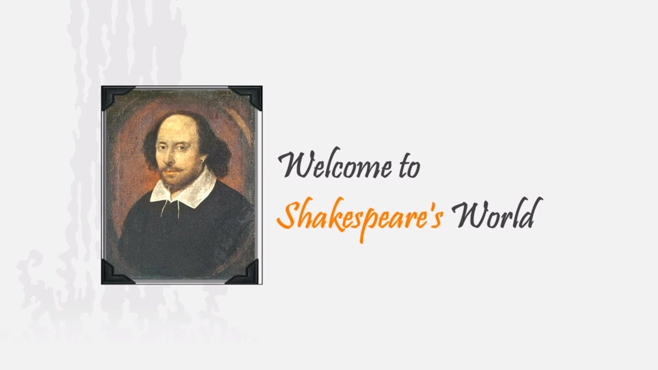 william shakespeare presentation powerpoint - William Shakespeare Lebenslauf