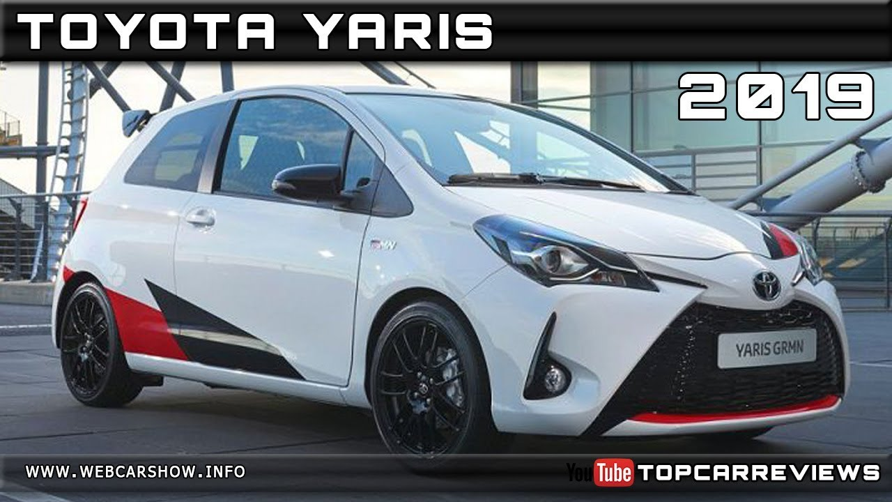 2019 toyota yaris review rendered price specs release date