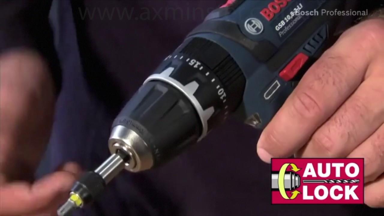 Bosch GSB 12V-15 LI Cordless Combi Drill Body Only