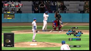 MLB The Show 14 Anaog Pitching