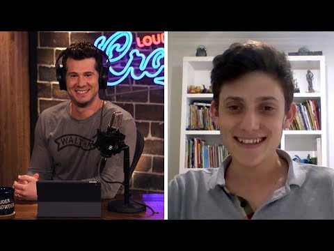 KYLE KASHUV: The Real Parkland Shooting Teenage Star | Louder With Crowder