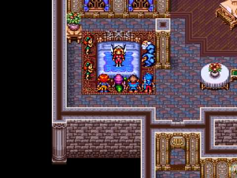 [HD] TAS: SNES Breath of Fire II (USA) in 4:48:14.85 by janus
