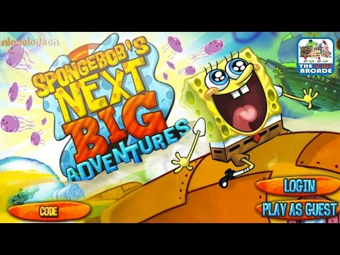SpongeBob's Next Big Adventures – Are You Ready For An Adventure?