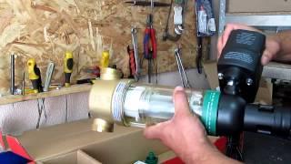 фильтр для воды Honeywell F76S-2AE обзор