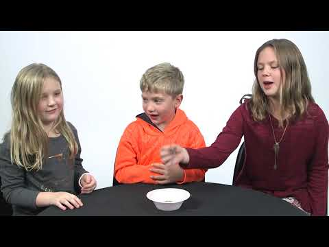 Cruel candy? Watch kids have strong reactions when try unusual treats (video)