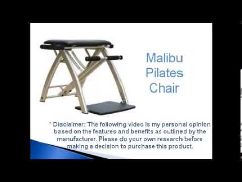 malibu pilates pro chair deluxe with susan luccis favor