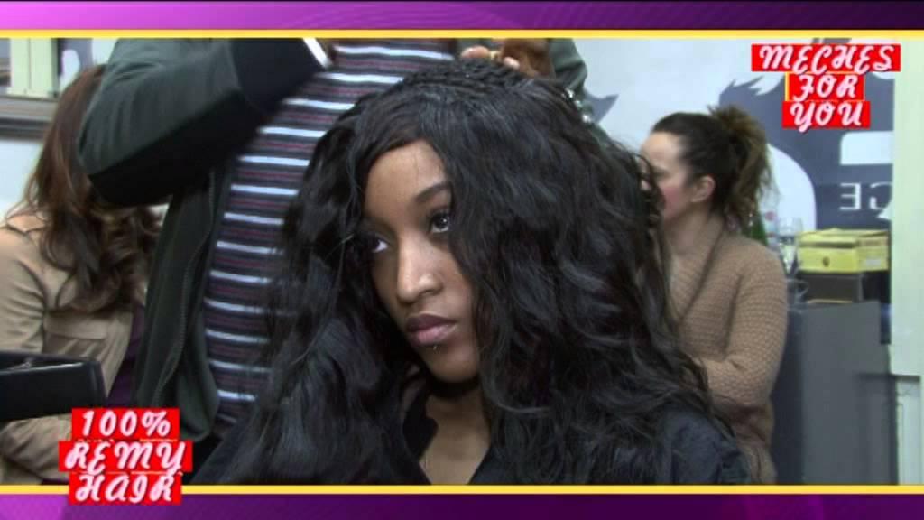 Tissage br silien tissage de cheveux naturels meches for for Salon tissage paris