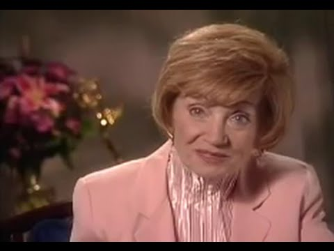 Estelle Getty 2000 Intimate Portrait