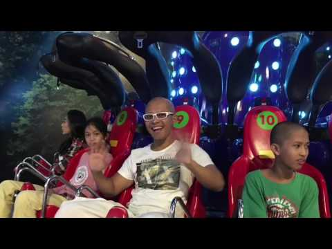 ( TRAVEL ) TRANS STUDIO & JAKARTA VACATION DURING RAMADHAN BANJIR JUNE 2016