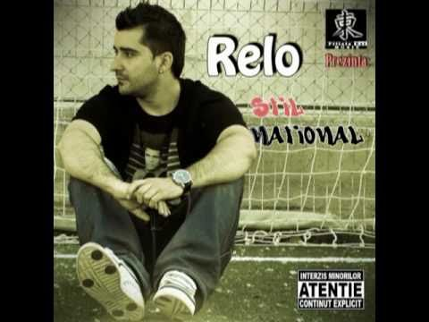 Relo - Stil national   [ feat. Canabis & Mariano X ] - (Stil National 2010)