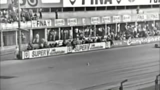 Título de Fittipaldi narrado pelo pai - GP da Itália de 1972
