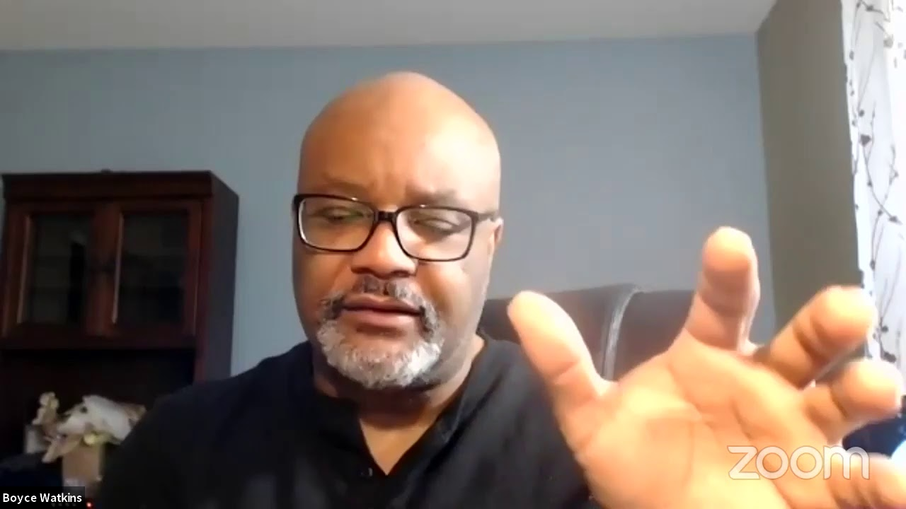 Why Tyler Perry's Christmas giveaways are a problem - Dr Boyce Watkins