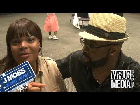 J Moss Interview After Huge Show in Atlanta