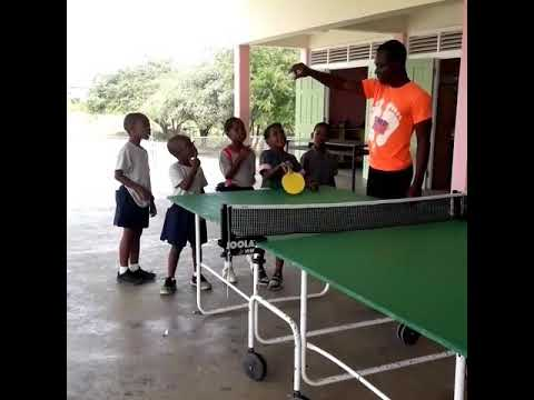 Caribbean Unity Sports at Selah Primary School