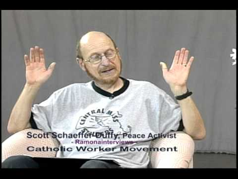 Peace Activitst Scott Schaeffer-Duffy.avi