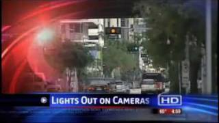 Houston Shuts Off Red Light Cameras - American Traffic Solutions