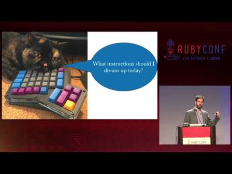 RubyConf 2015 - Inside Ruby's VM: The TMI Edition. by Aaron Patterson
